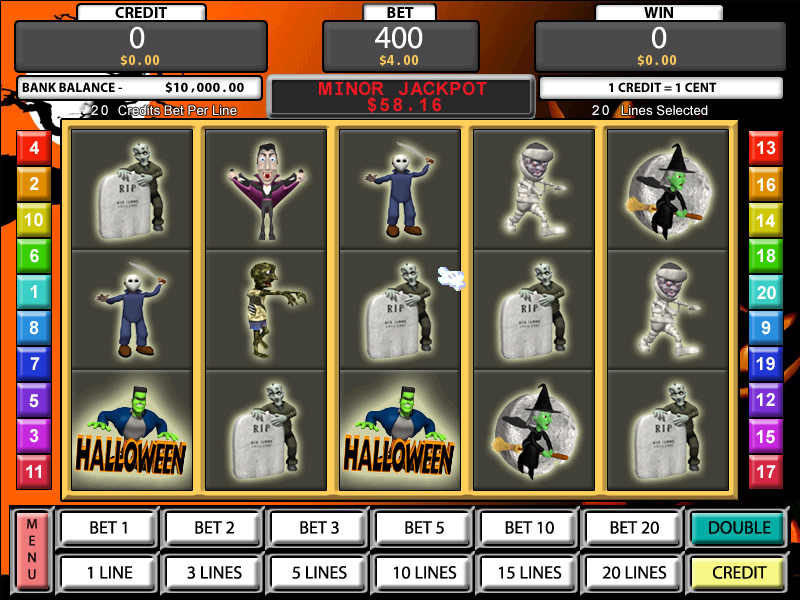 Spooky Spins Cheats